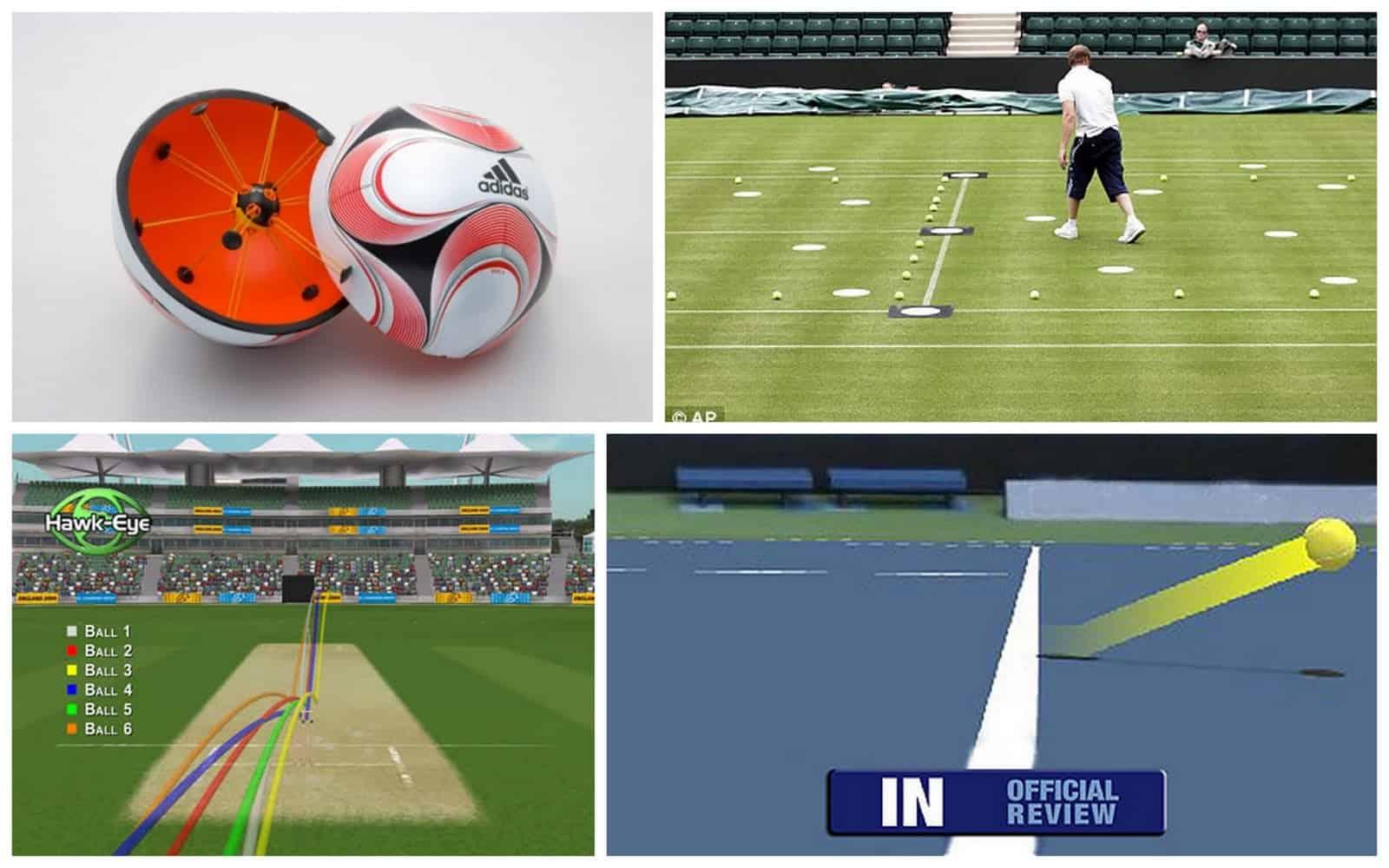 La tecnología y el deporte, avances tecnológicos del siglo XXI