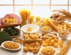 cantidad de carbohidratos