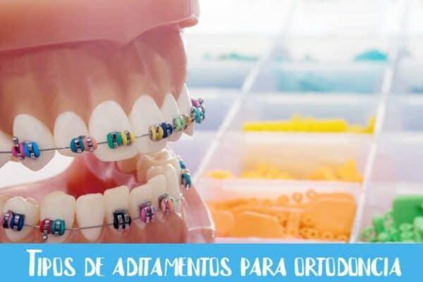 Tipos de aditamentos para ortodoncia